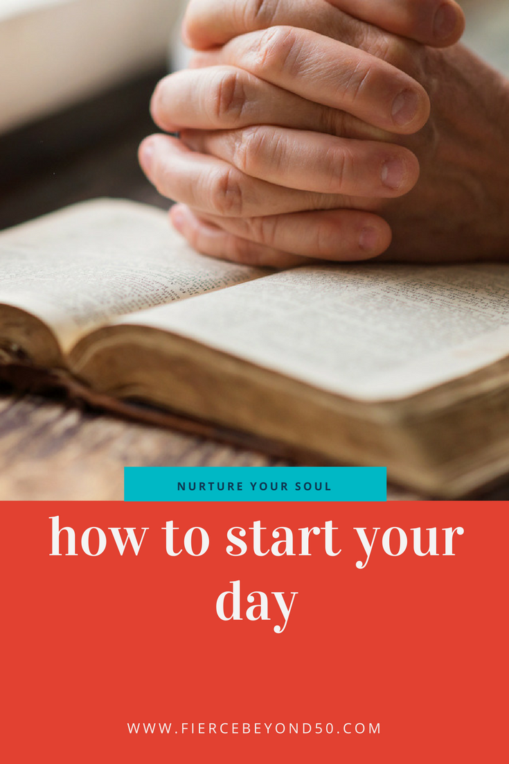 How to Start Your Day (and The One Thing That Makes Everything Easier)