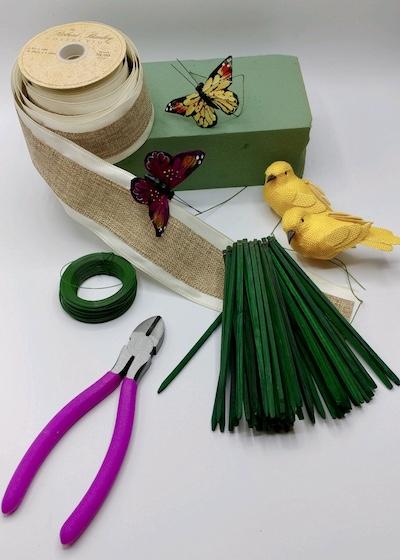 DIY Floral Arrangement Tools