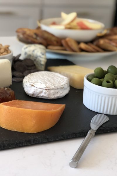 what to know when making a cheese board