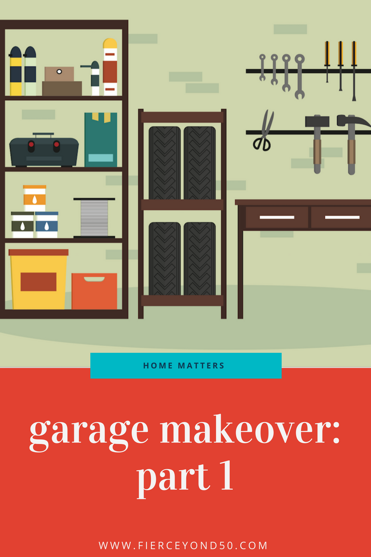 Garage Makeover – Part 1