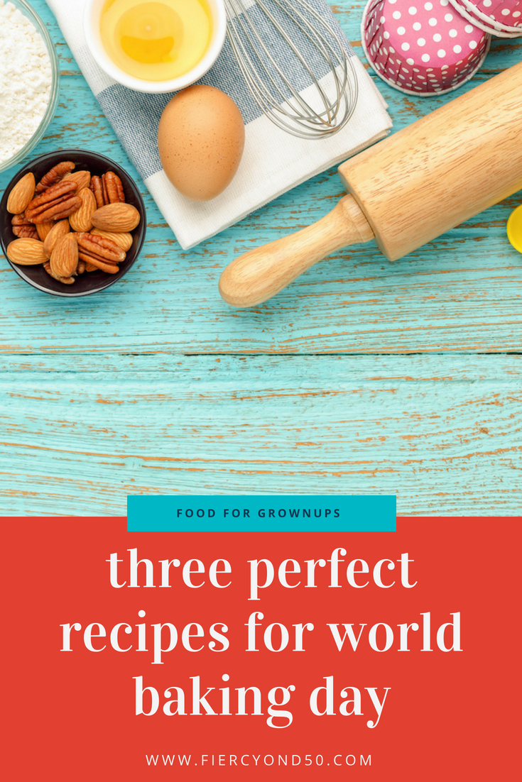 Three Perfect Recipes for World Baking Day (Plus, My Favorite Baking Cookbooks)