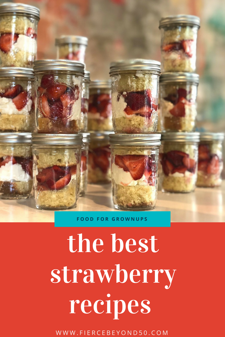 Wild About Strawberries: The Best Strawberry Recipes For Strawberry Season