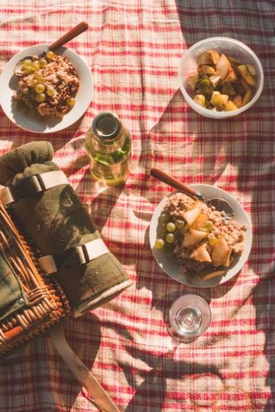 proper picnic guide, picnic recipes, picnic gear