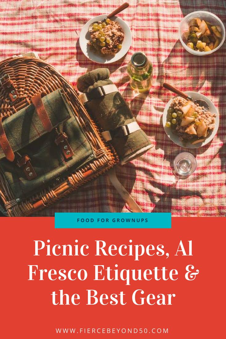 Proper Picnic Planning Guide: Picnic Recipes, Al Fresco Etiquette and the Best Gear