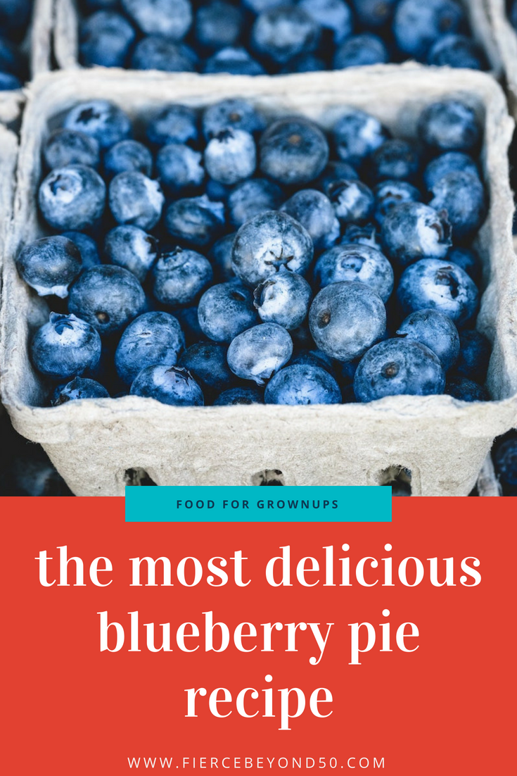 The Most Delicious Blueberry Pie Recipe