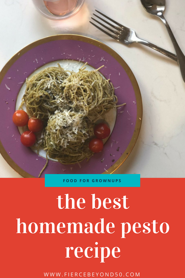 The Best Homemade Pesto Recipe and What To Do With It
