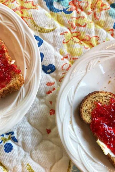 raspberry jam recipe with pectin