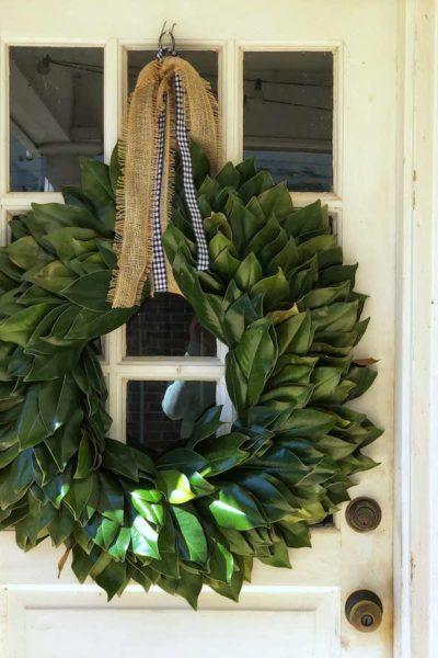 homemade wreaths for fall