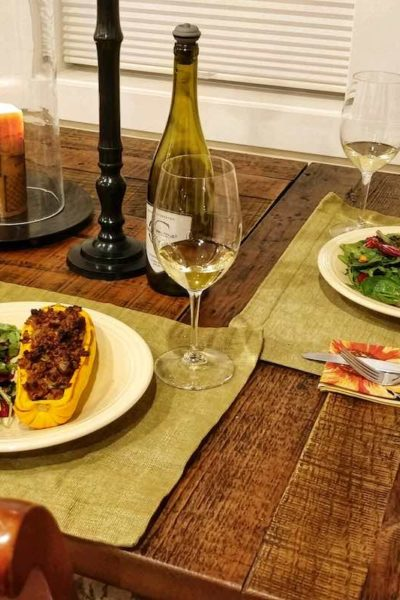 stuffed Delicata Squash recipes