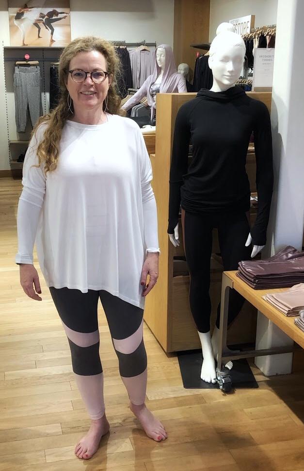 Workout gear women over 50