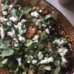 fall salad, cauliflower salad