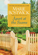 Apart at the Seams by Marie Bostwick - Book Cover