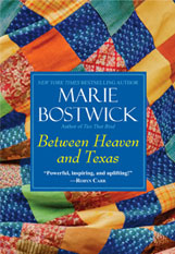 Between Heaven and Texas by Marie Bostwick - Book Cover