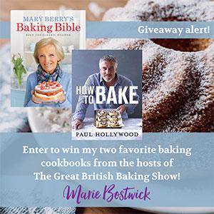 British Baking Bonanza Giveaway