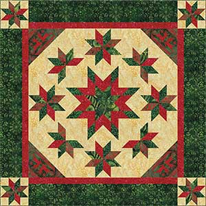 Christmas Everlasting Quilt