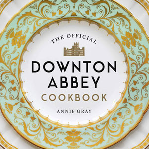 Downton Abby Cookbook Giveaway