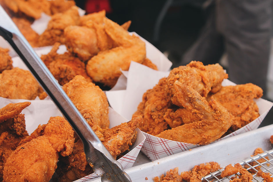 Marie Bostwick's Miss Silky's Fall in Love Fried Chicken Recipe