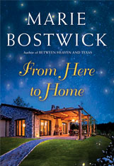 From Here to Home by Marie Bostwick - Book Cover