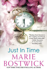 Just in Time by Marie Bostwick - Book Cover