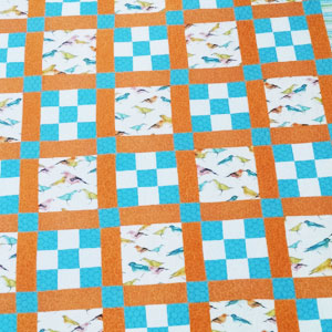 Lucy's Legacy Lap Quilt Pattern