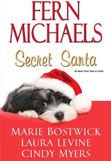 Secret Santa - Book Cover
