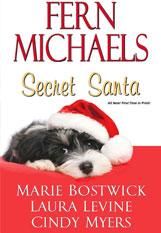 Secret Santa - Book Cover