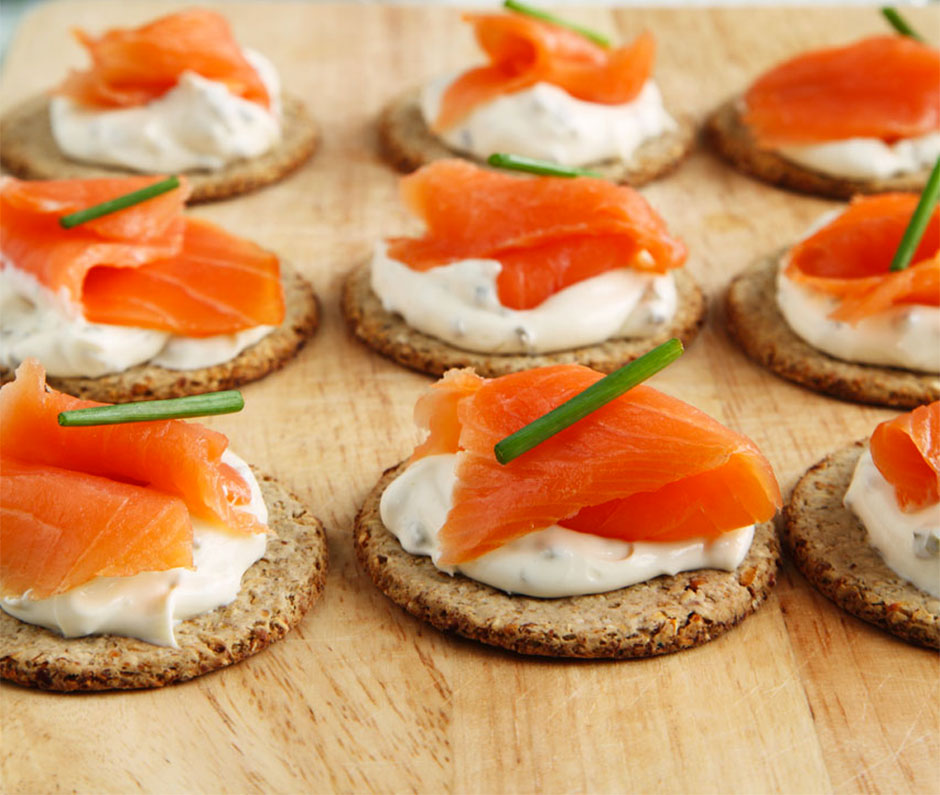 The Barefoot Contessa's Smoked Salmon Spread Recipe
