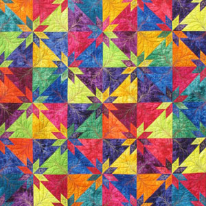Star Crossed Love Quilt Pattern