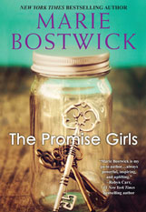 The Promise Girls by Marie Bostwick - Book Cover