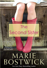 The Second Sister by Marie Bostwick - Book Cover
