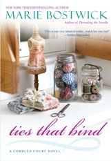 Ties That Bind by Marie Bostwick - Book Cover