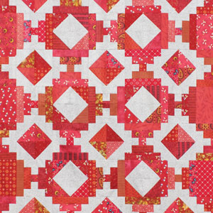 Town Square Quilt Pattern