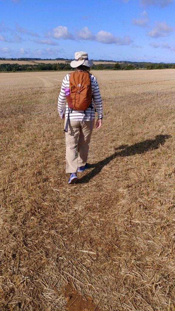 walking the cotswolds backpack