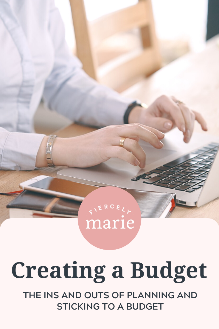 Making a budget isn\'t fun, but it\'s important to realize that you\'re in charge of your spending. Read on for steps to getting started creating your budget.