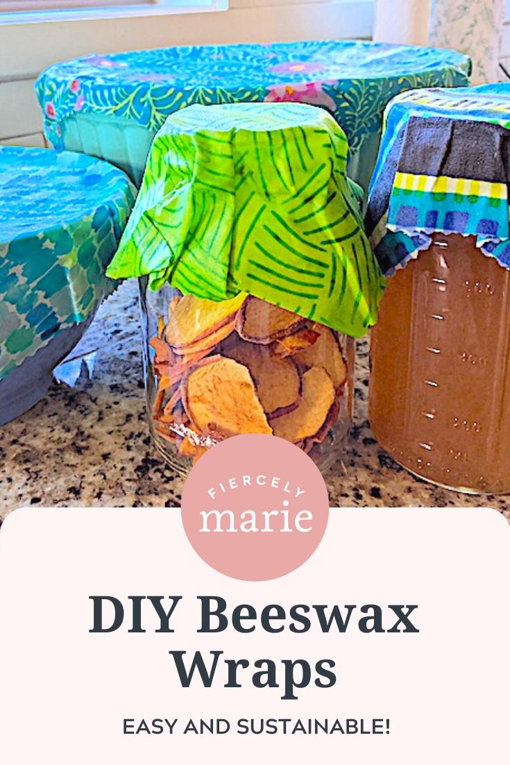Easy DIY Beeswax Wraps