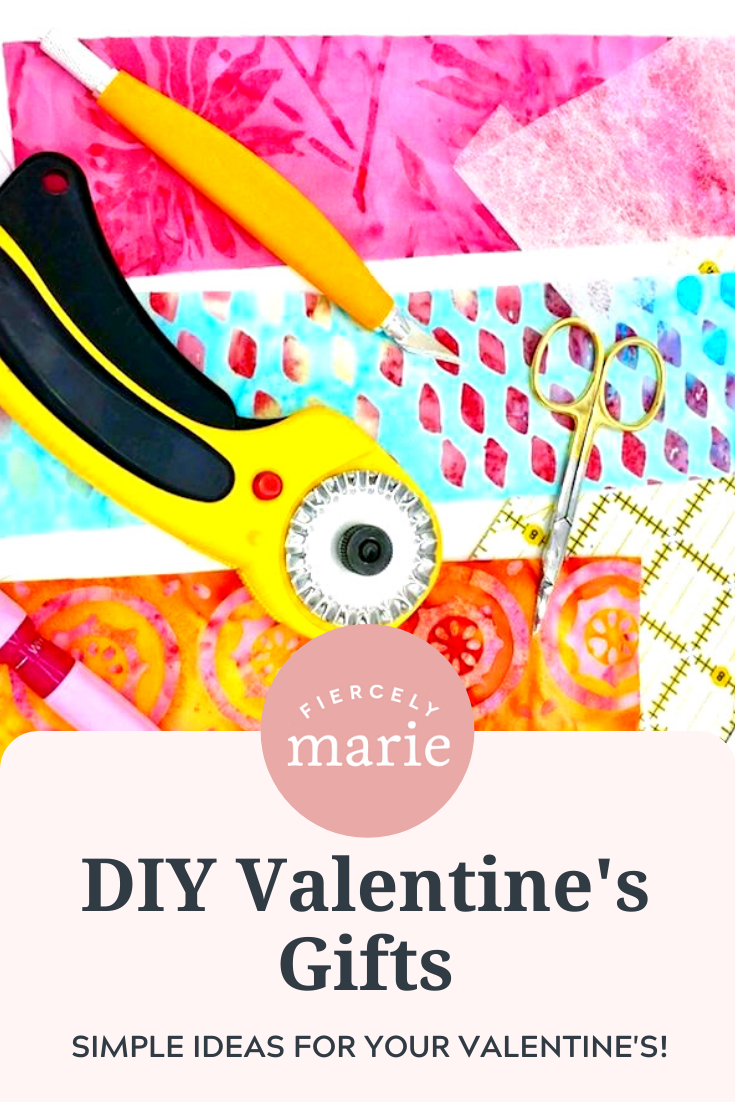 DIY Valentines Gifts - Don't Bust Your Budget!