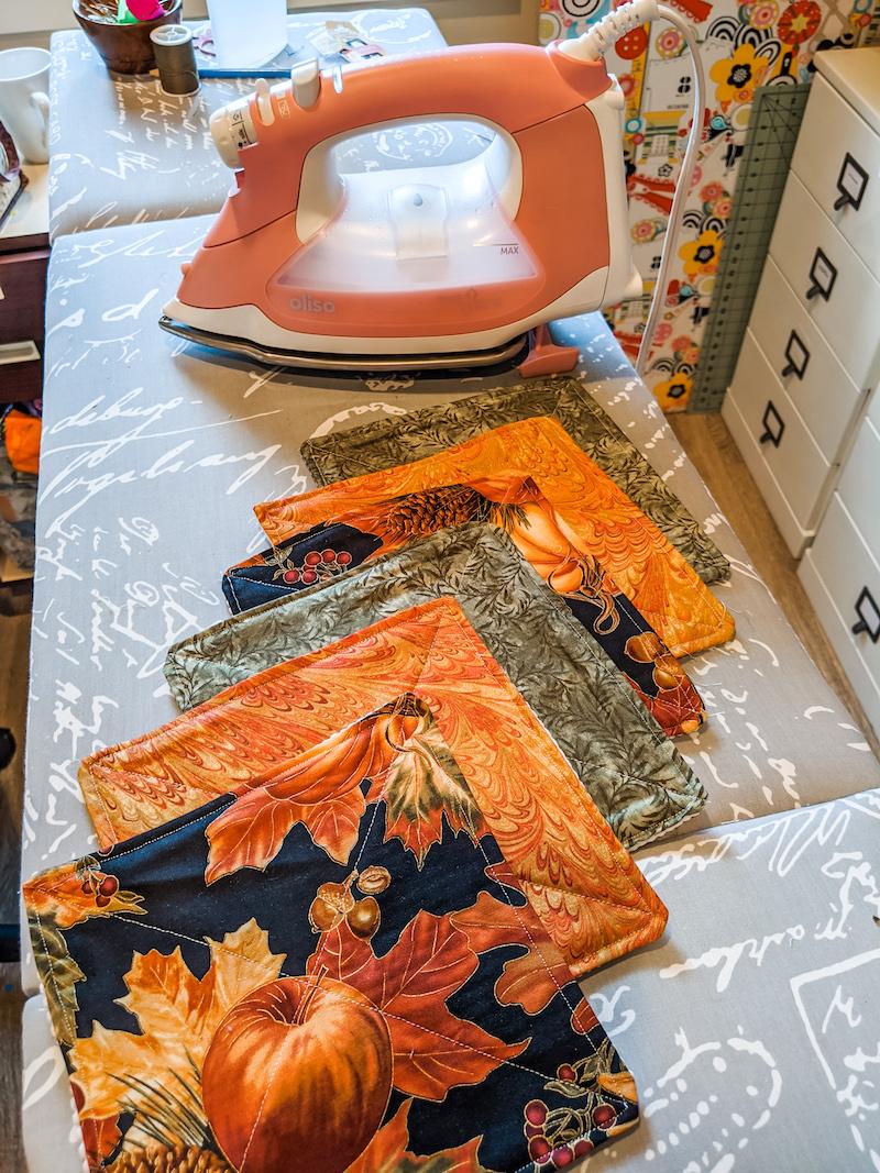 DIY Jar Openers and Scrap Fabric
