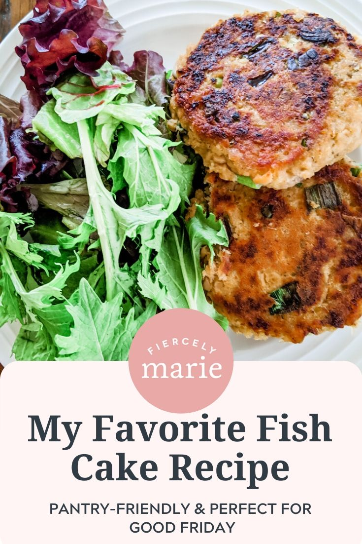 Favorite Fish Cakes Recipe