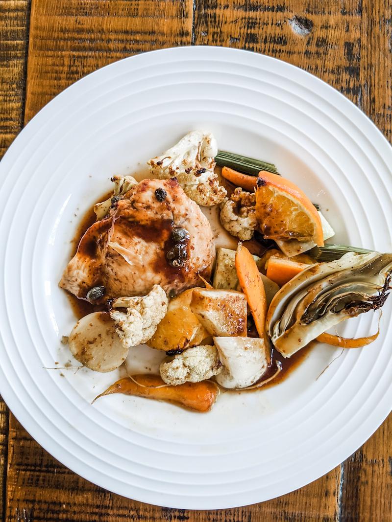 Sheet Pan Chicken Recipes