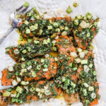 Oven Roasted Herb Salmon