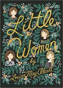 Cover of Louisa Mae Alcott: Little Women