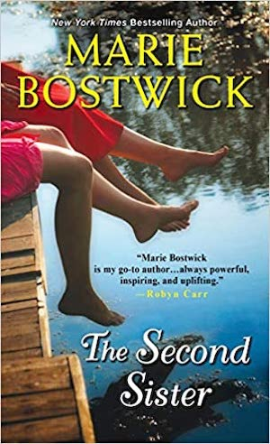 A book made into one of the best Hallmark Christmas Movies to Watch in 2020, Marie Bostwick's The Second Sister