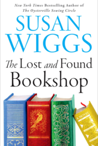 The cover of The Lost and Found Bookshop - perfect for a Christmas Book Flood