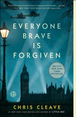 Included in Marie's 2020 Reading Round-Up Everyone Brave is Forgiven's cover