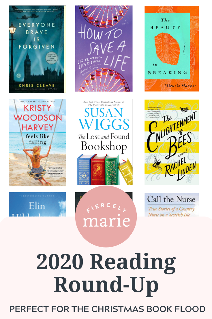 Just in Time for the Christmas Book Flood, My Favorite Books of 2020