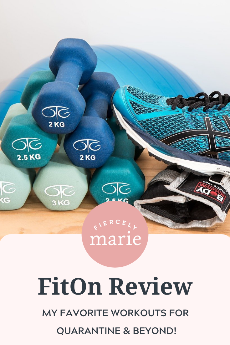 FitOn Review: My Favorite Workout App