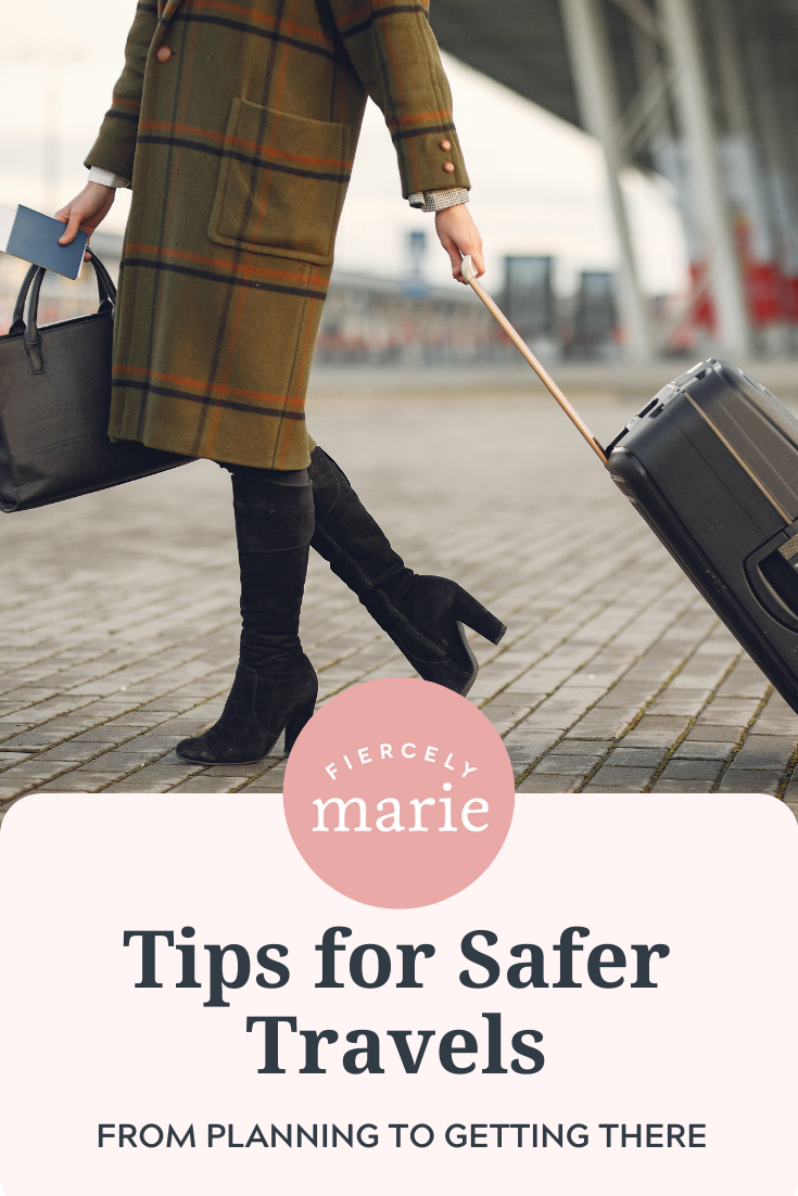 Travel Safety Tips: From Planning to Packing