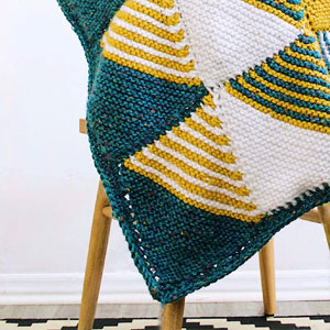 Celia Fairchild Baby Blanket