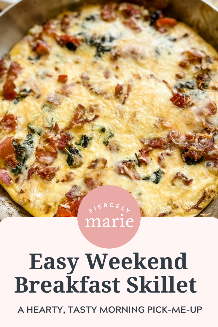 Easy Weekend Breakfast Skillet