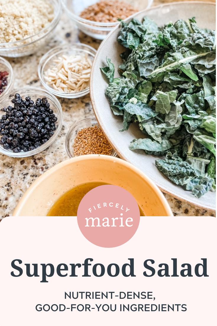 Superfood Salad Recipe